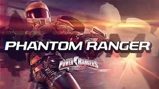 Power Rangers: Legacy Wars (Power Rangers Turbo) Phantom Ranger (Moveset)