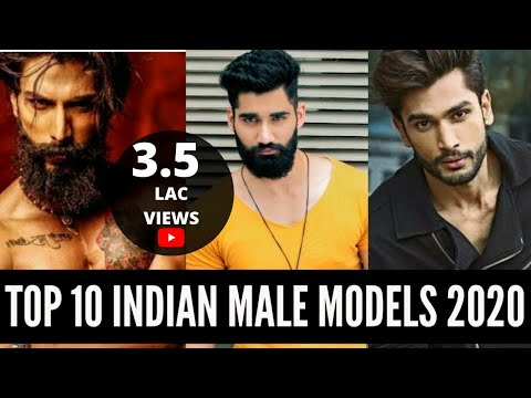 Top 10 Indian Male Models In 2020   Hot Male Models List By Puneet Tyagi