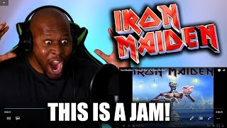 Awesome Reaction To Iron Maiden - Seventh Son of A Seventh Son