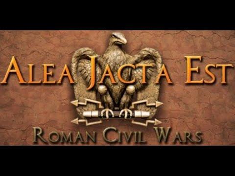 Smartlook on AGEod Alea Jacta Est + Spartacus Expansion First Look  