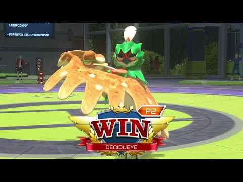 Pokken Tournament DX | Gameplay | All new Characters in Action | Nintendo Switch | Post E3 Event