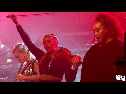 """Clean Bandit Performing """"Symphony"""" Live At Manchester Pride 2017   Part 3"""