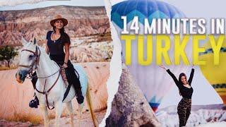 TRAVELING ACROSS TURKEY in 7 DAYS (epic road trip)