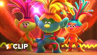 Trolls World Tour Exclusive Movie Clip - K-Pop vs. Reggaeton (2020) | Fandango Family