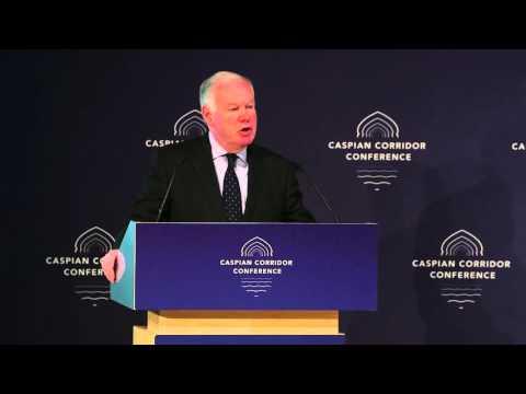Caspian Corridor 2015: Caspian Regional Energy Keynotes