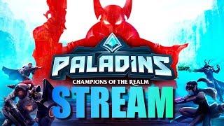 Live: Paladins Stream auf Deutsch