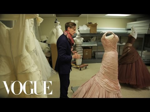 The Dresses of Designer Charles James -Vintage Bowles - Vogue
