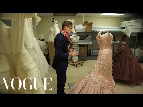The Dresses of Designer Charles James -Vintage Bowles - Vogue