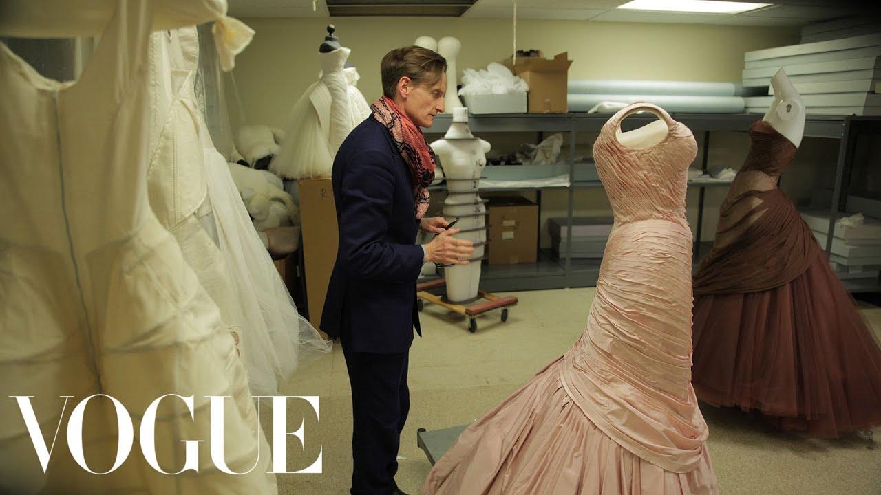 The Dresses of Designer Charles James -Vintage Bowles ...