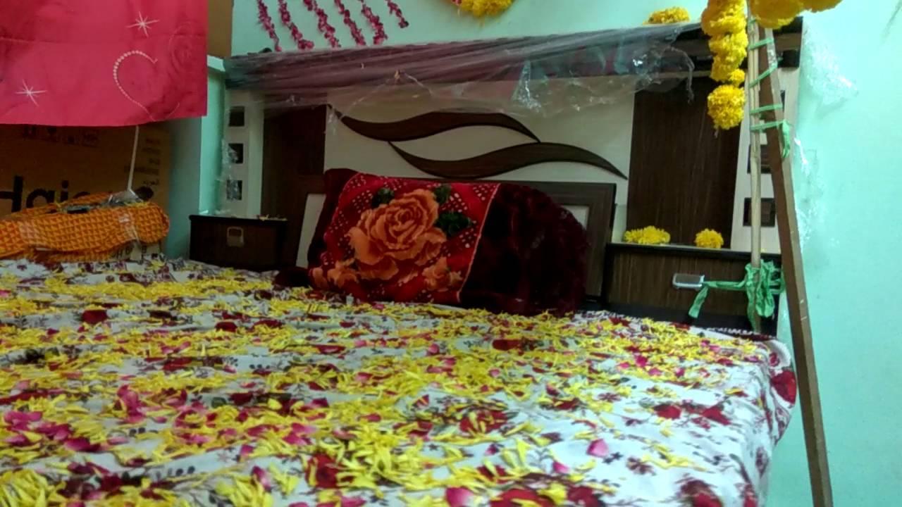 Honeymoon Bedroom Decoration India Youtube