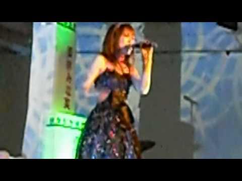 Minami Kuribayashi - Cristal Energy LIVE MEXICO CITY EXPO TNT 19 (1/05/2010)