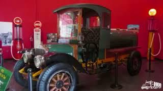 Muzeum Ciężarówek W Truckstopie Iowa 80