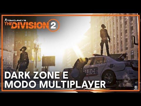 The Division 2 - Trailer Multiplayer: Zonas Cegas e Conflito.