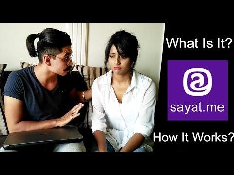 Sayat.me | A Gf Explains A Bf | Funny Ad | Its Trending