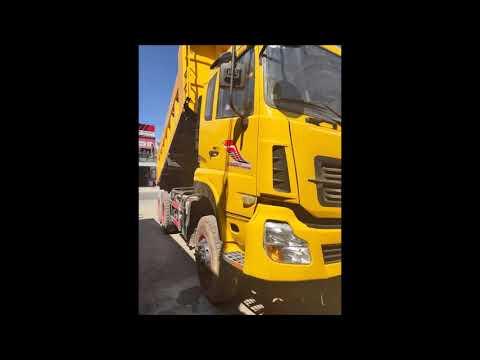 Bán xe tải ben cũ Dongfeng Hoàng Huy 3 chân 2015 alo 0963356757 xe tại  Nghệ An