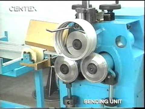 MAQUINA  CENTEX - BIKE MACHINERY