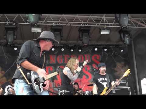 DANGEROUS TOYS Teas'n Pleas'n cam'd by RANDY GILL Monsters Of Rock Cruise 2013
