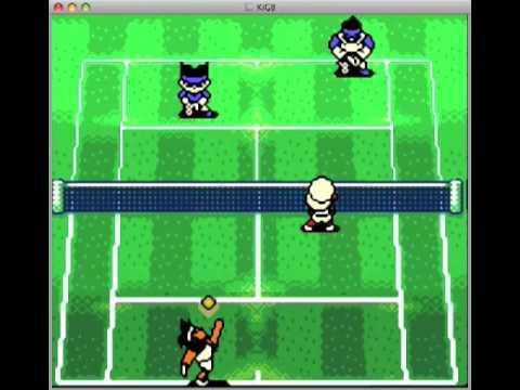 Mario Tennis GBC : Island Open Doubles Final (Part 1)