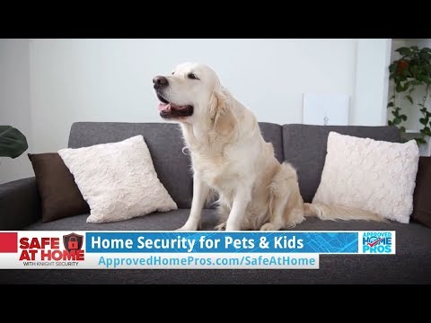 How to Use Your Home Security System in a Busy Home