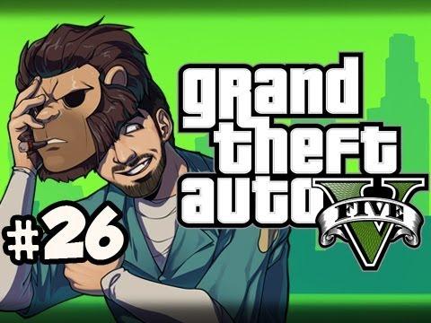 TORTURING A MAN - Grand Theft Auto V ( GTA 5 ) w/ Nova Ep.26