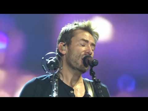 Nickelback - Far Away - Manchester Arena - Europe Tour 2016