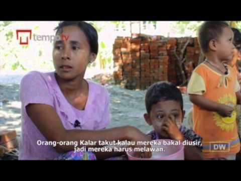 Kekerasan di Negara Bagian Rakhine Burma