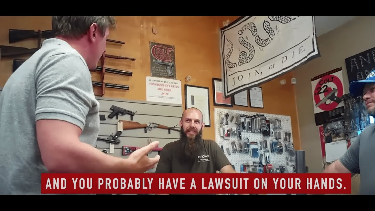 O'Keefe vs FBI: Project Veritas Founder James O'Keefe DENIED Constitutional Right to Bear Arms