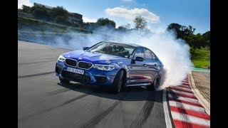 2018 New BMW M5 xDrive 4.4L V8 Bi-turbo M TwinPower