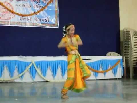 Vande Mataram Bharat Natyam Dance Performance - Vidhi A Merai
