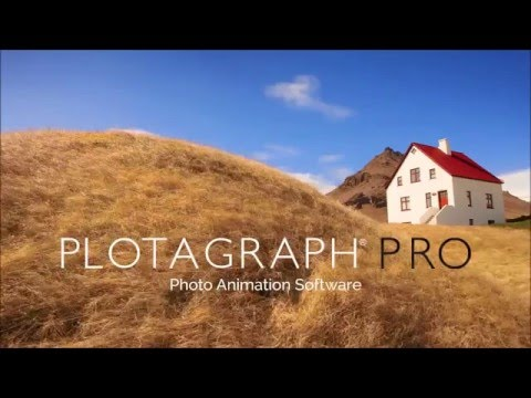 Plotagraph Pro Image Animation Software