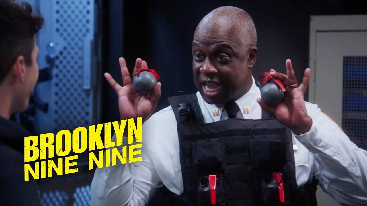Cheddar is Missing | Brooklyn Nine-Nine