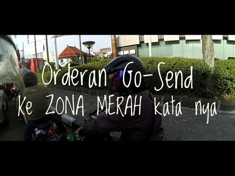#1 Go-Vlog (Gojek MotoVlog) Bandung | Ngirim Go-Send Ke Daerah Antapani