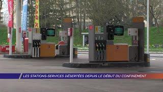 Yvelines | Les stations services désertes depuis le début du confinement
