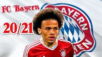 Mit Sane & Kai Havertz : FC Bayern Startaufstellung 2020/21 - #FCBayern