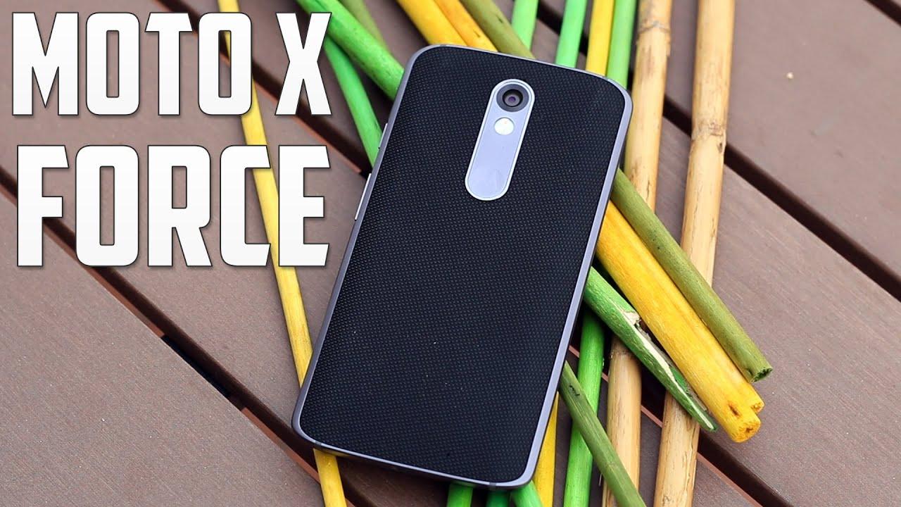 9df73c5f0f9 Motorola Moto X Force, análisis de ¿un teléfono irrompible?