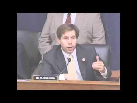 Chuck Fleischmann fights for Chickamauga Lock