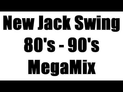 New Jack Swing MegaMix2 - (DJ Paul S)