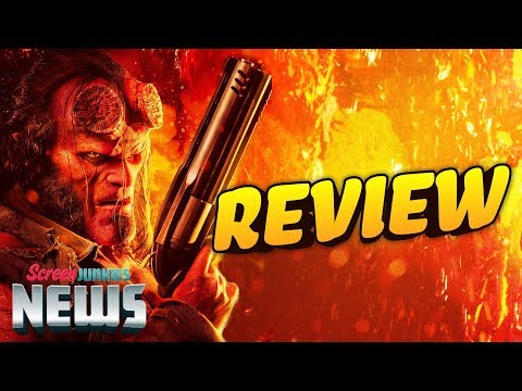 Hellboy (2019) | Review!