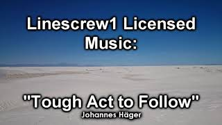 """Tough Act to Follow"" by Johannes Häger: Linescrew1 Licensed Music Channel"