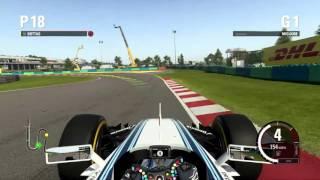 F1 2015 Gameplay Ita PC Ungheria - Sondaggio -