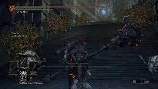 Dark Souls 3 Cinder mod ng+2