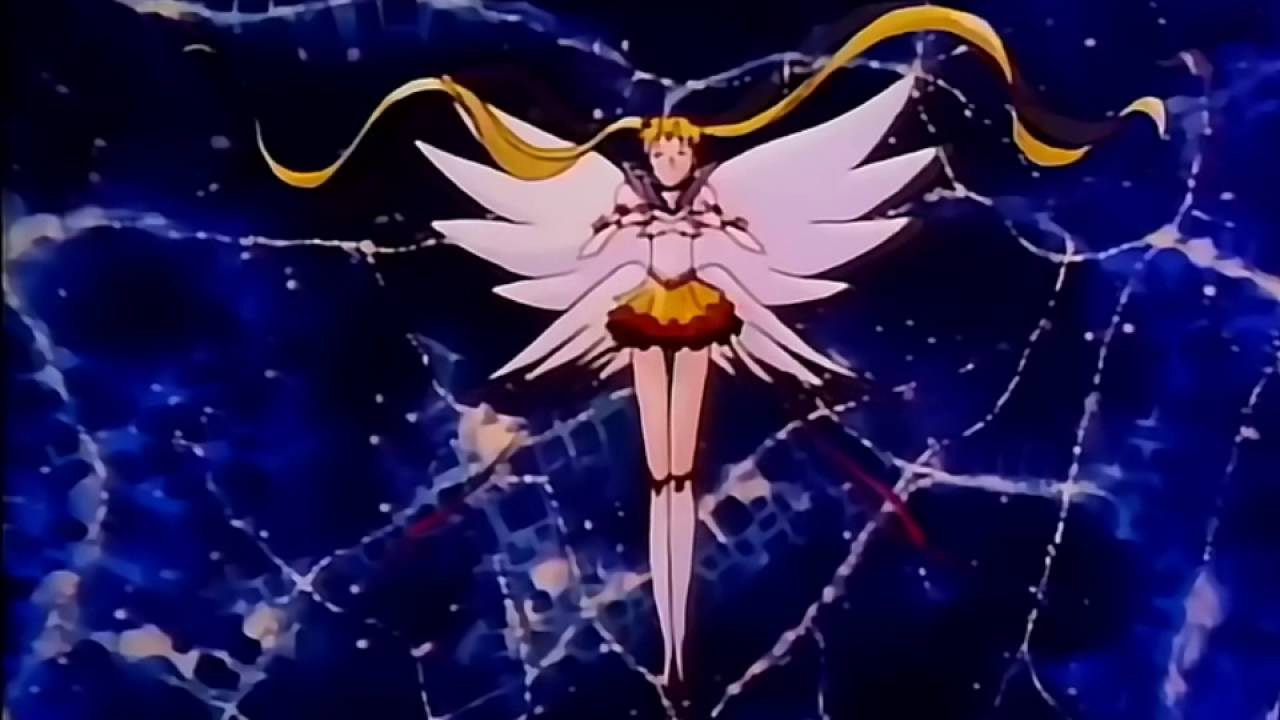 Opening sailor moon latino - 5 6