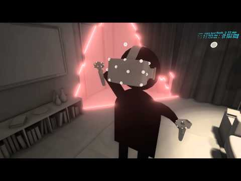 HTC Vive Lighthouse Chaperone tracking system Explained