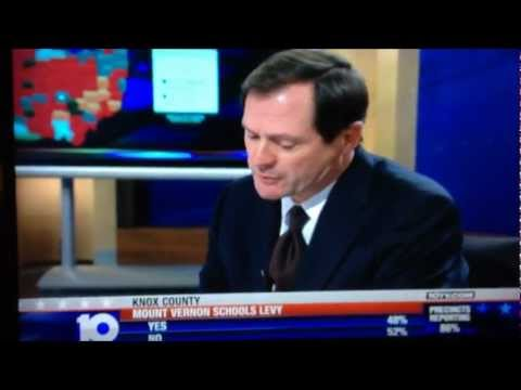 Jack Torry, Columbus Dispatch, on 10TV (Columbus, Ohio CBS station) on election night.