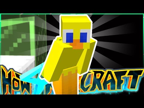 THE BEST SURPRISE CAMEO IN HTM - How To Minecraft S4 #52