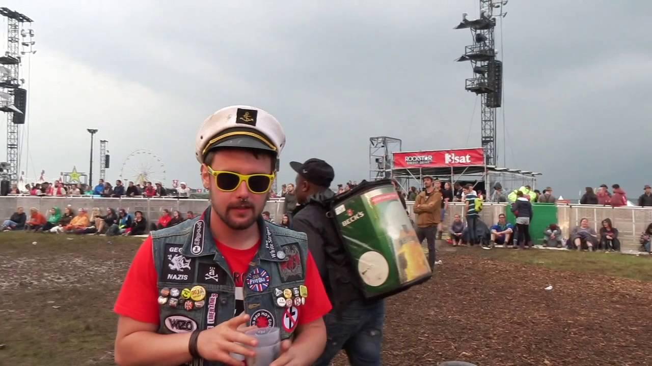 Donots Vlog Rock Am Ring 2016 Teil 2 Wetter Alarm