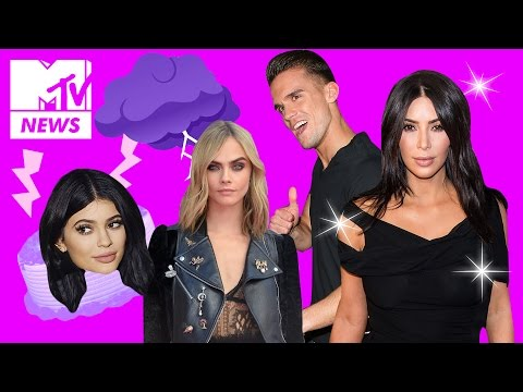 Kylie Jenner Gets Her Twerk On, Gaz Beadle Has His Eye On Cara Delevingne | MTV News