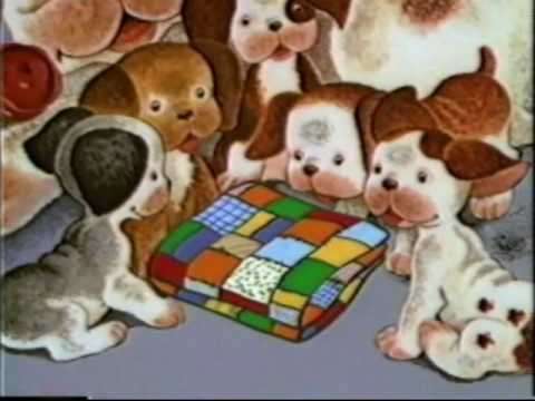 The Poky Little Puppy And The Patchwork Blanket Youtube