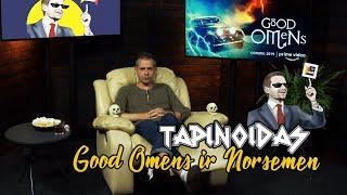Good Omens Ir Norsemen  Tapinoidas  Laisvės Tv