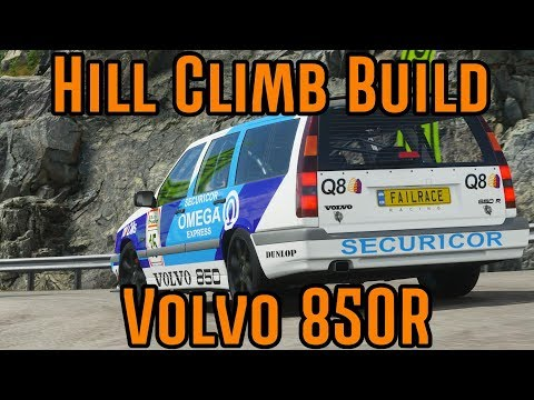 Forza Horizon 4 - Hill Climb Build - Volvo 850R thumbnail